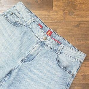 Ooh La La Skinny Leg Shuffle Sasson Jeans